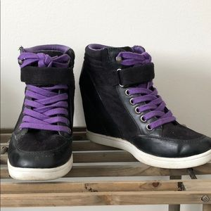 Madden Girl Sneaker Wedges
